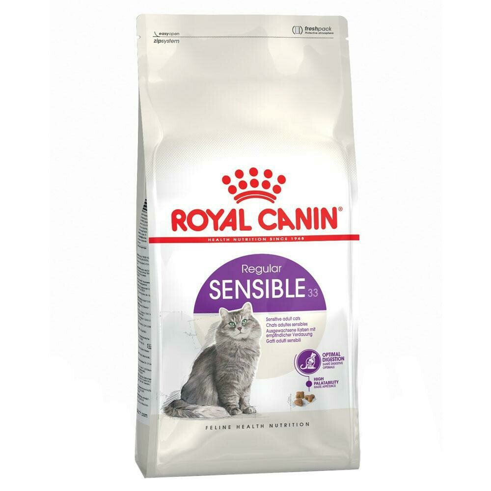 Royal Canin Feline Sensible Dry Food