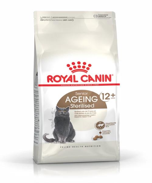 Royal Canin Feline Sterilised 12+ Dry Food