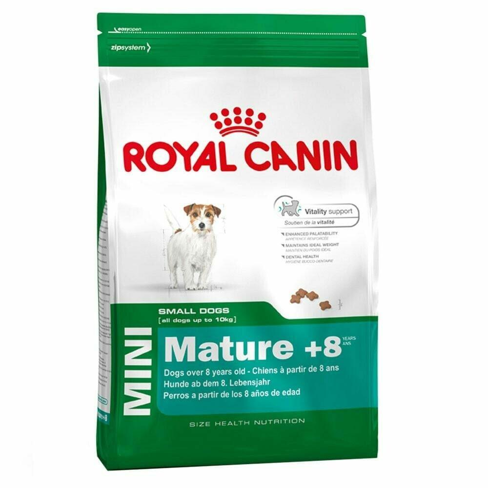Royal Canin Mini Adult 8+ Dry Food