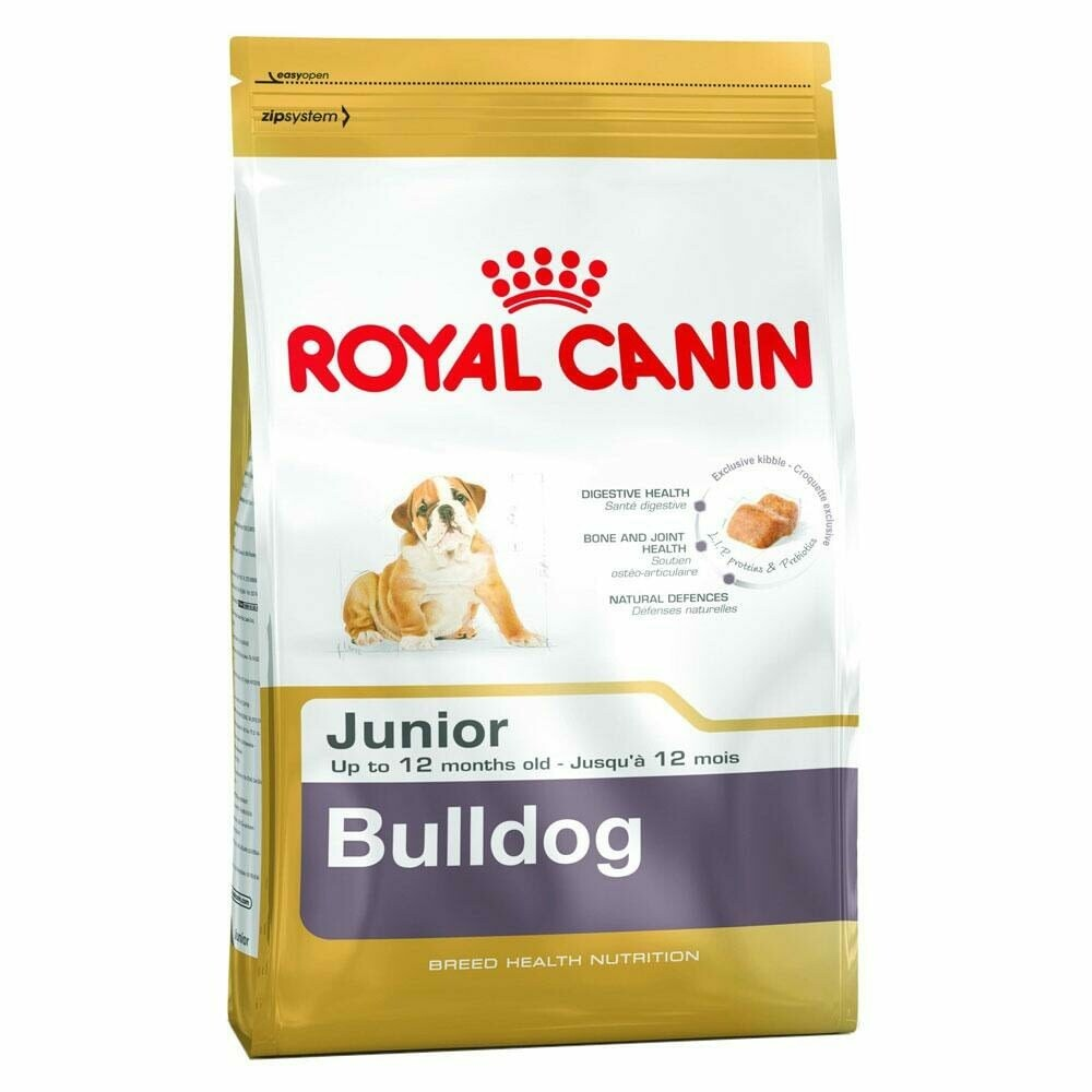 Royal Canin English Bulldog Puppy Dry Food