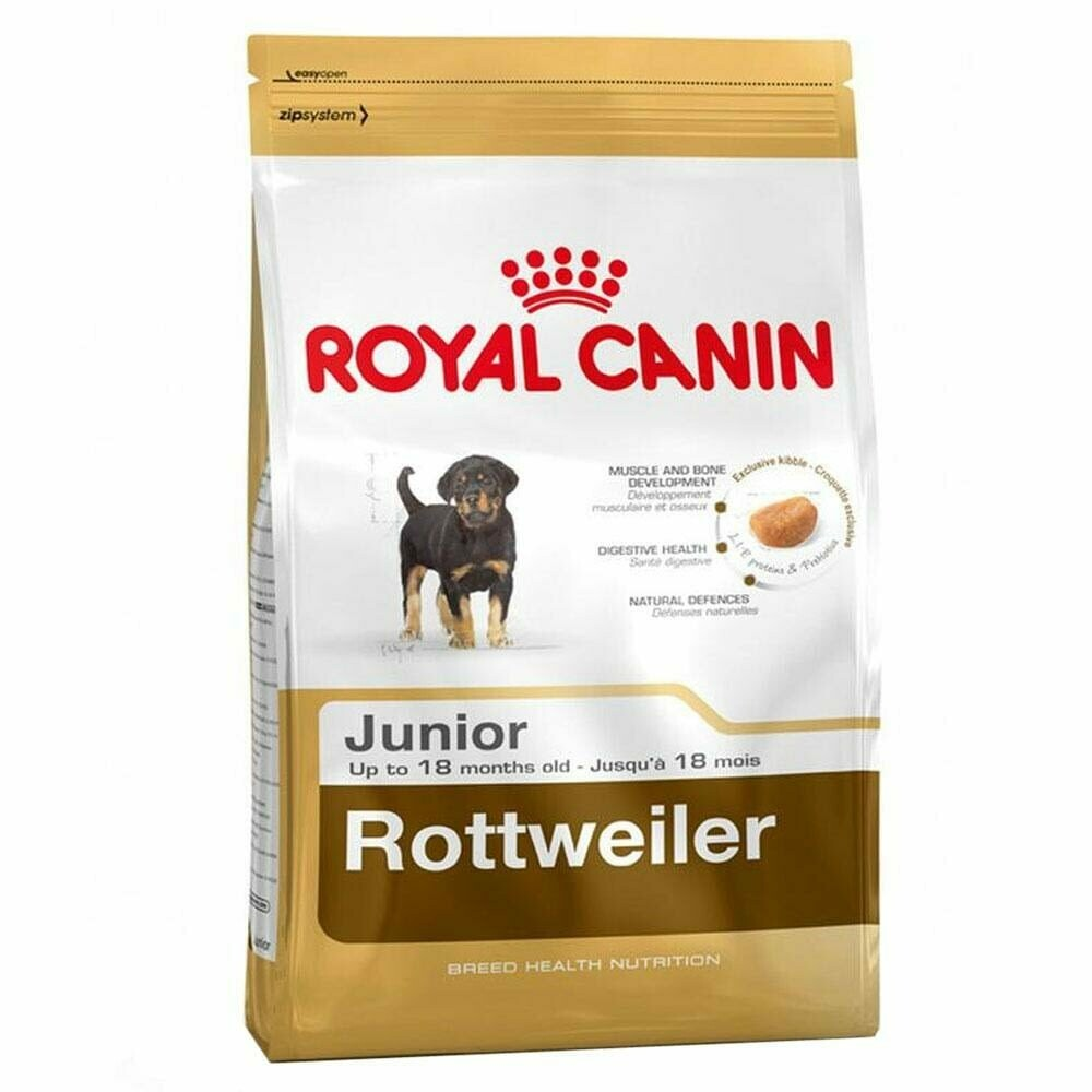 Royal Canin Rottweiler Puppy Dry Food