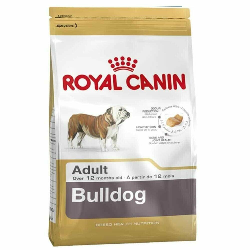 Royal Canin English Bulldog Adult Dry Food
