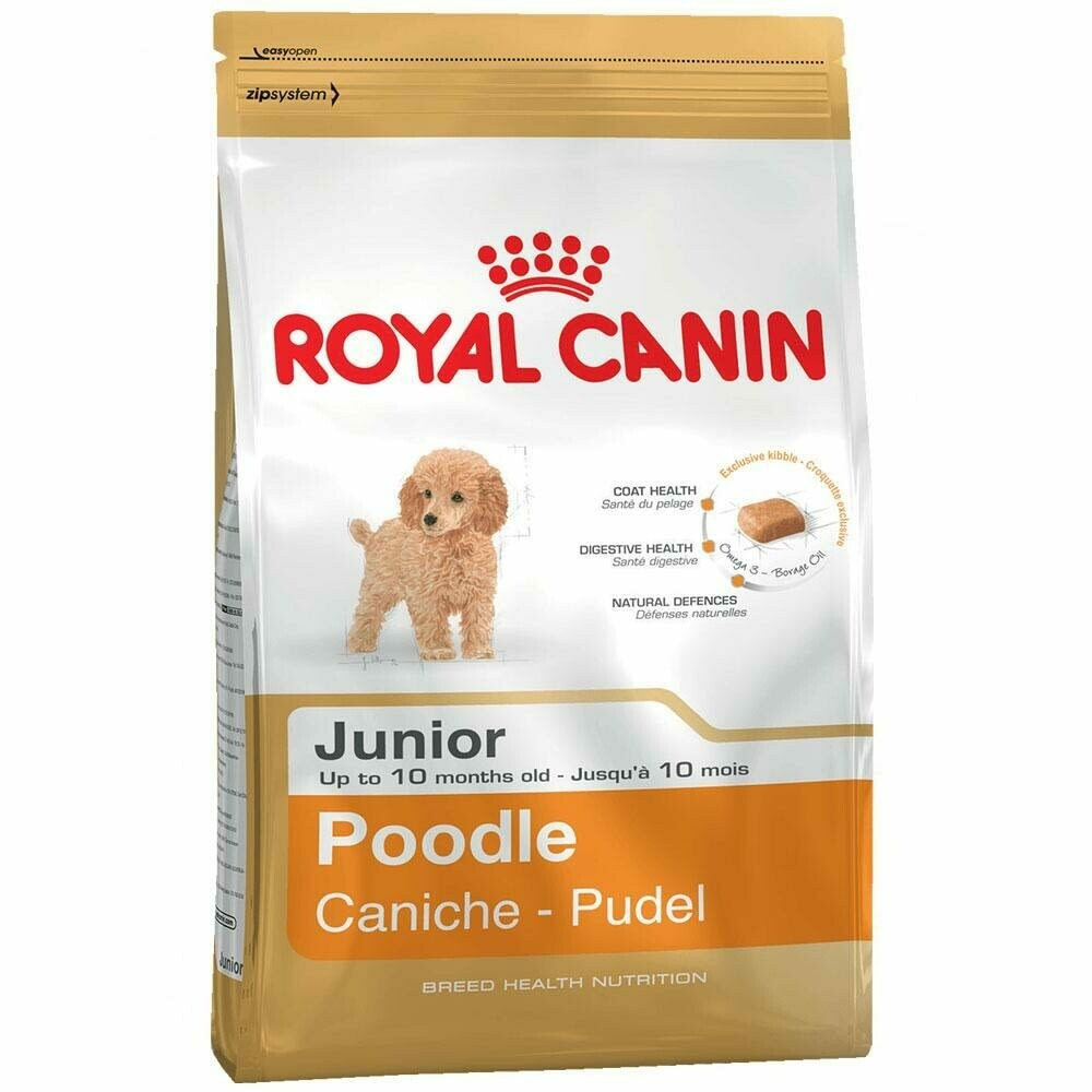 Royal Canin Poodle Puppy Dry Food