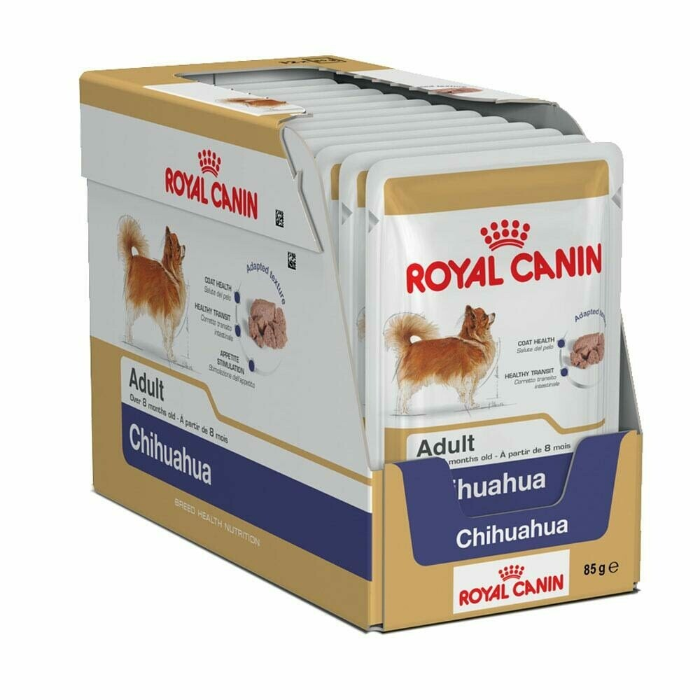 Royal Canin Chihuahua Adult Wet Food (12x85g)