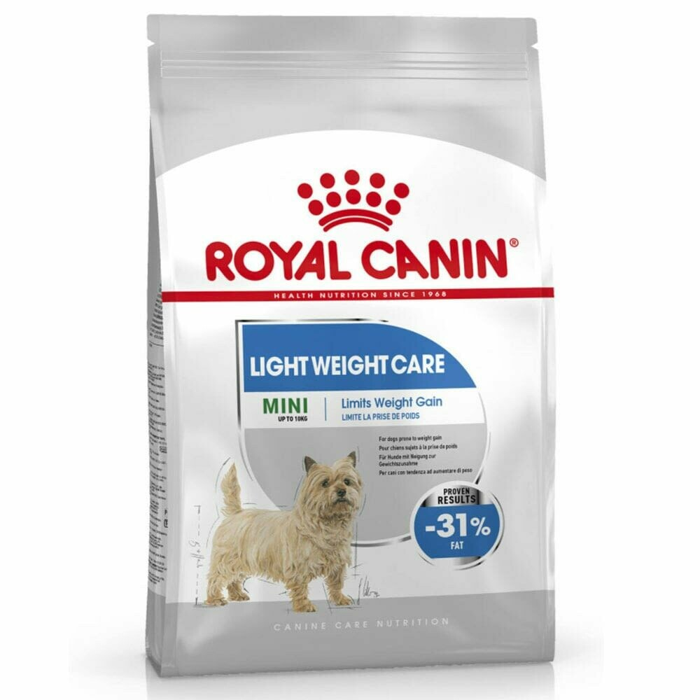 Royal Canin Light Weight Care Mini Dry Food
