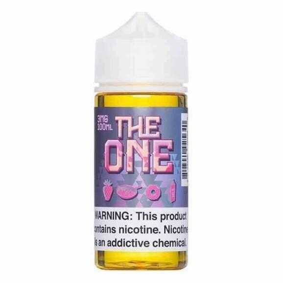 The One Milk Ejuice 3mg 100ml Vape Juice