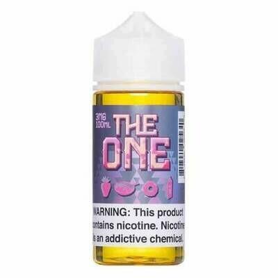 The One Milk Ejuice 6mg 100ml Vape Juice