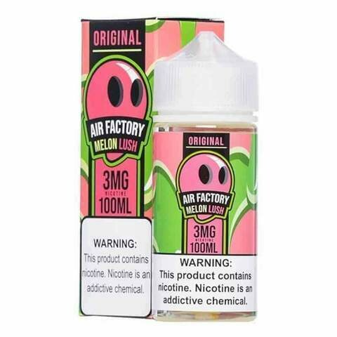 Air Factory Melon Lush 6mg 100ml  Vape Juice