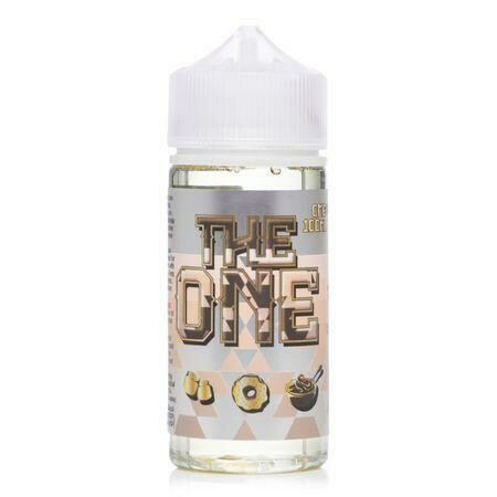 The One Marshmallow Milk 3mg 100ml Vape Juice