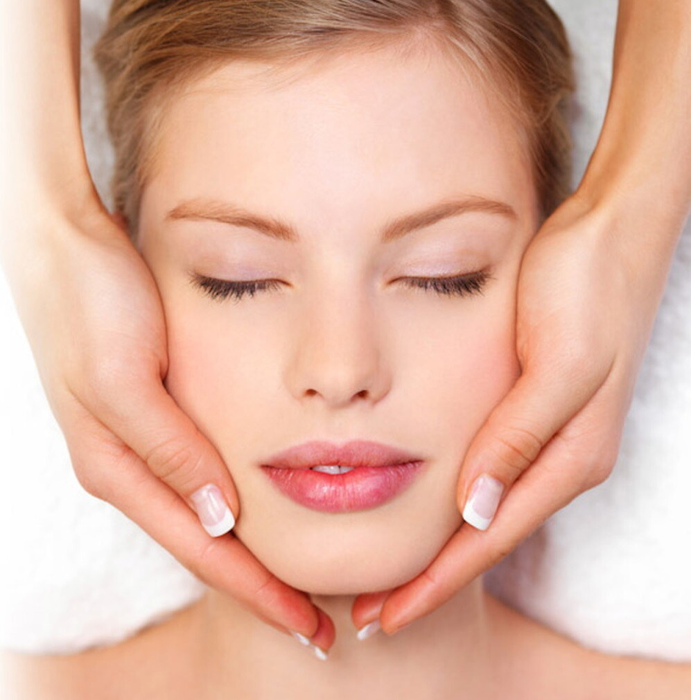 Massage : visage et cou - 50 minutes