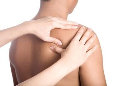 Massage : épaule, bras, mains - 50 minutes
