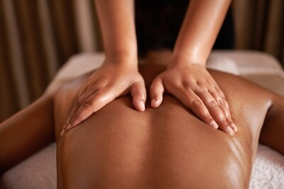 Massage : dos et jambes - 50 minutes
