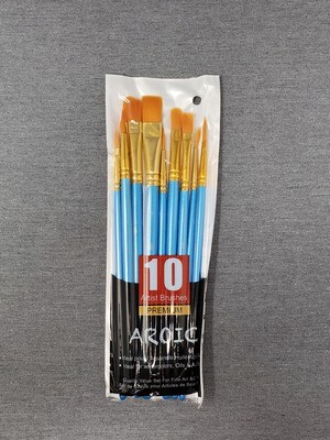 Brushes - 10 Pack