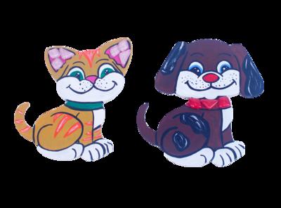 Furry Friends (Puppy/Kitty)