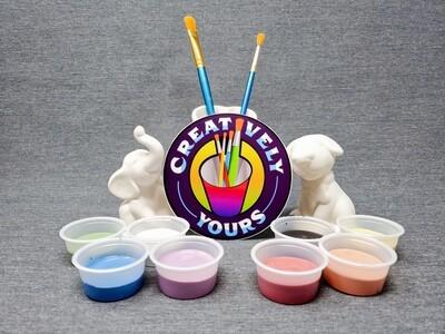 Paint Kit - Take Home Kit
