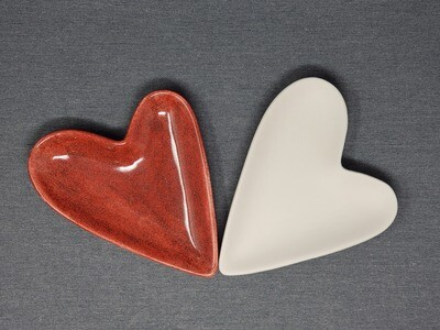Heart Jewelry Dish