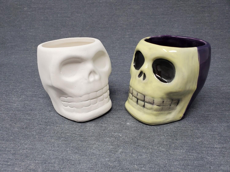 Head Shot (Skull Shot Glass)