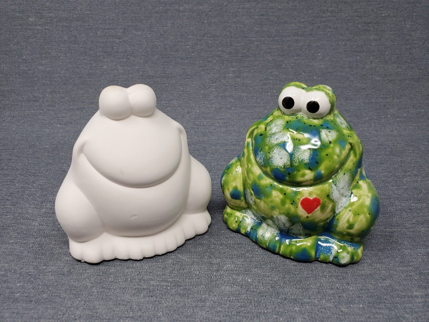 Frog Collectable