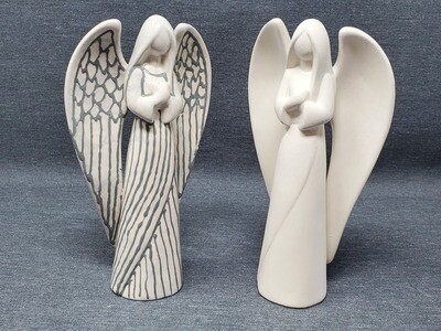 Old World Angel