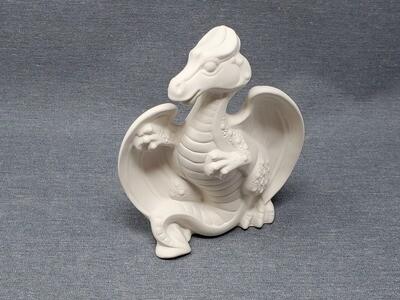 Dragon (Round & Flat)