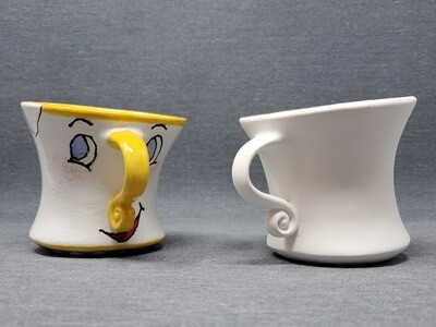 Dancing Tea Cup