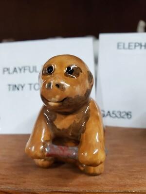 Playful Monkey Tiny Topper