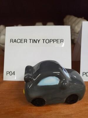 Playful Racer Tiny Topper