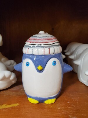 Penguin (With Hat)