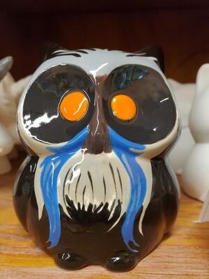 Owl Figure
