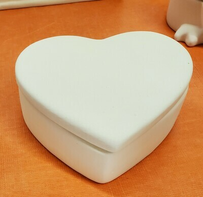 Large Heart Box