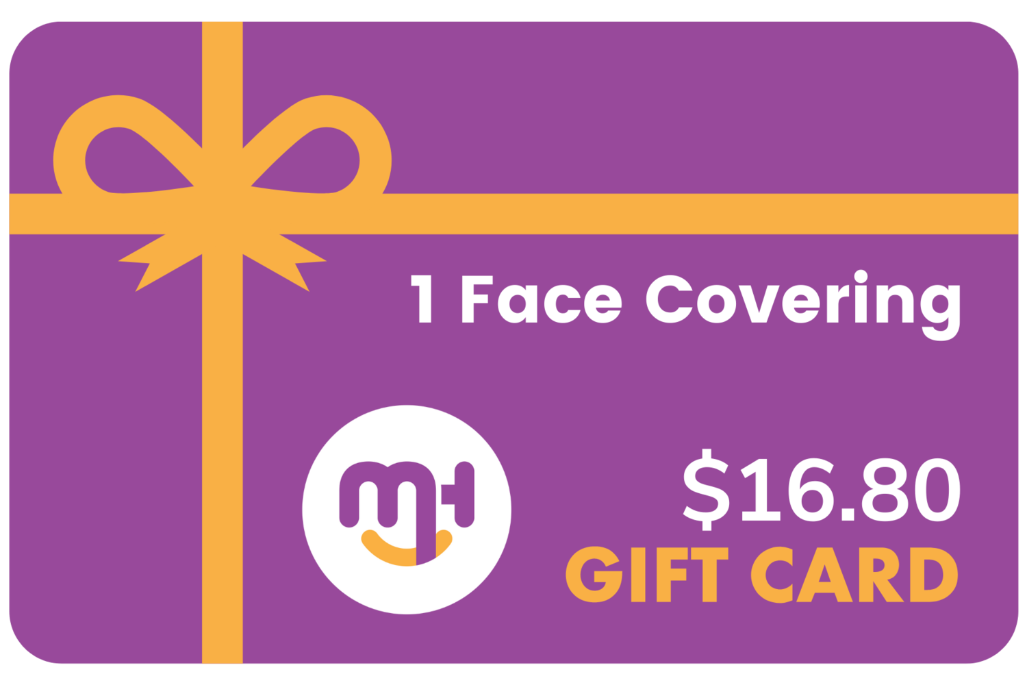 Give The Gift Of A Face Covering