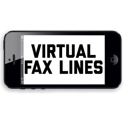 Virtual Fax Lines