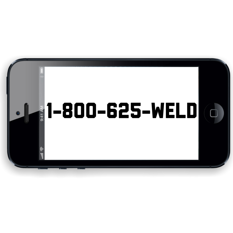 1-800-625-WELD (toll-free)