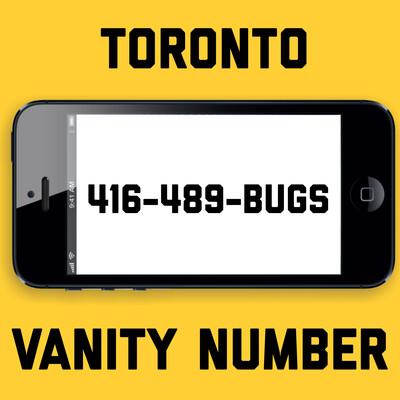 416-489-2847 VANITY NUMBER TORONTO