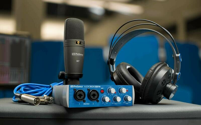 AudioBox 96 Studio