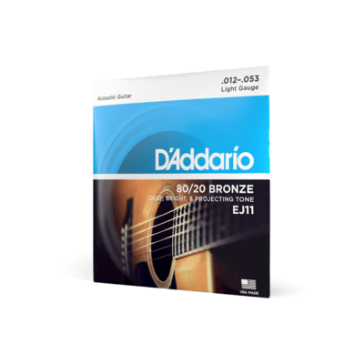 D'Addario EJ11-3D