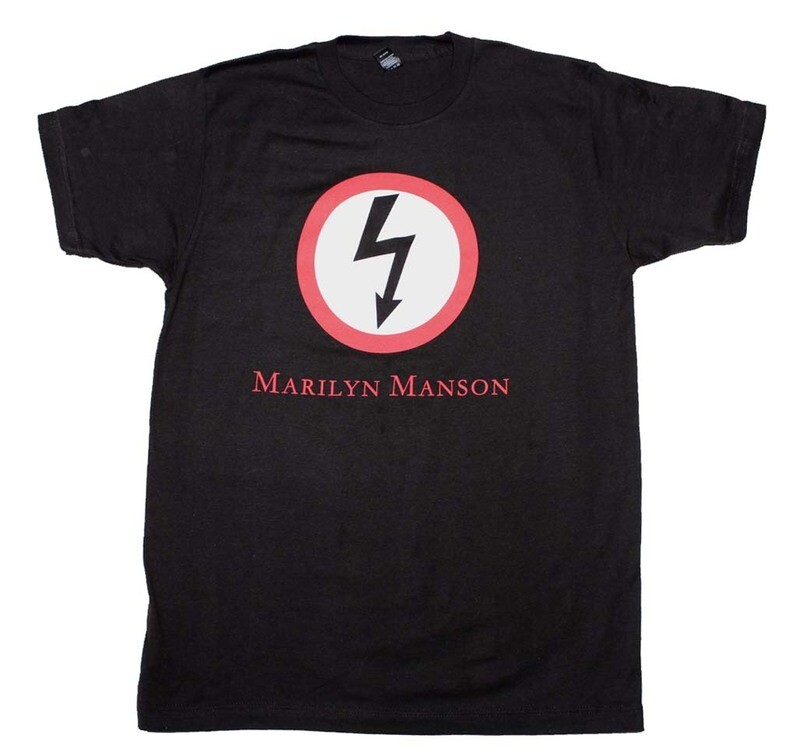 Band Tee Marilyn Manson Anti