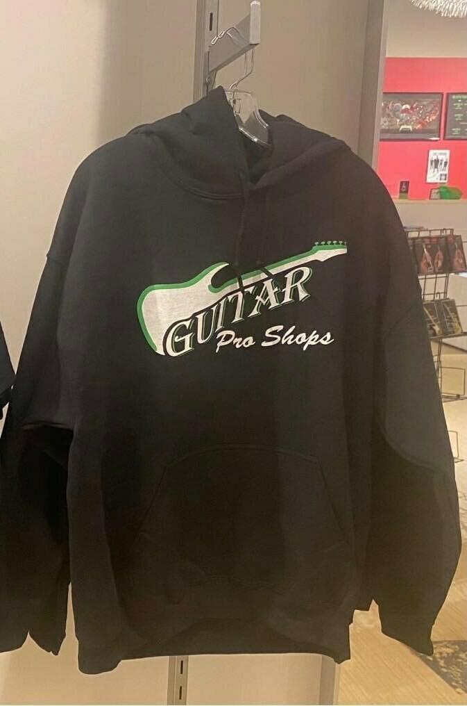 Guitar Pro Shops Hoodie