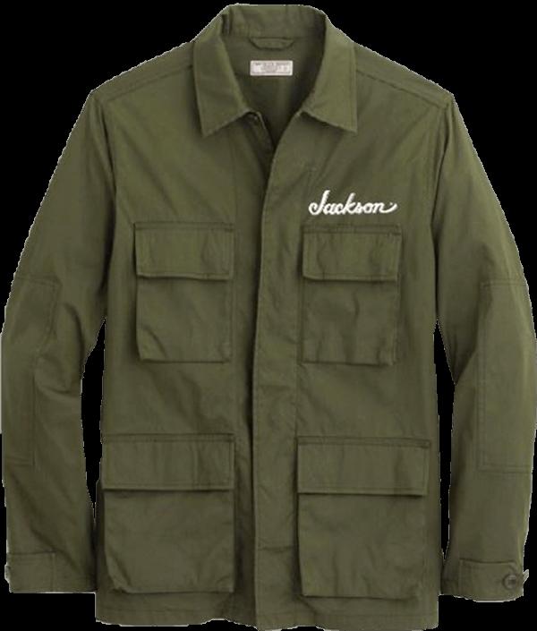 Jackson Apparel- Army Jacket