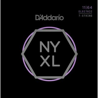 D'Addario NYXL1164 7String