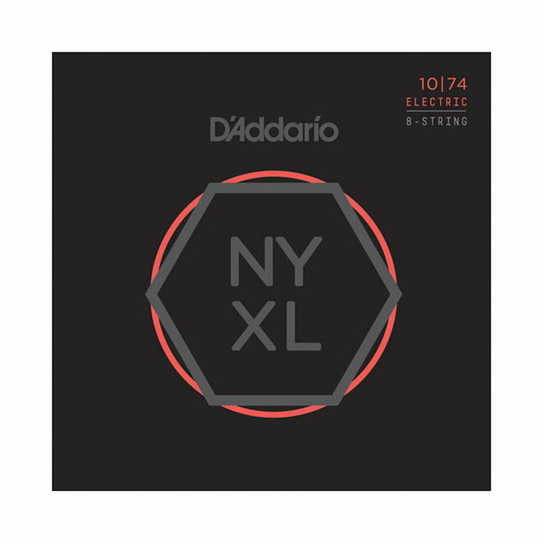 Daddario NYXL8 10-74