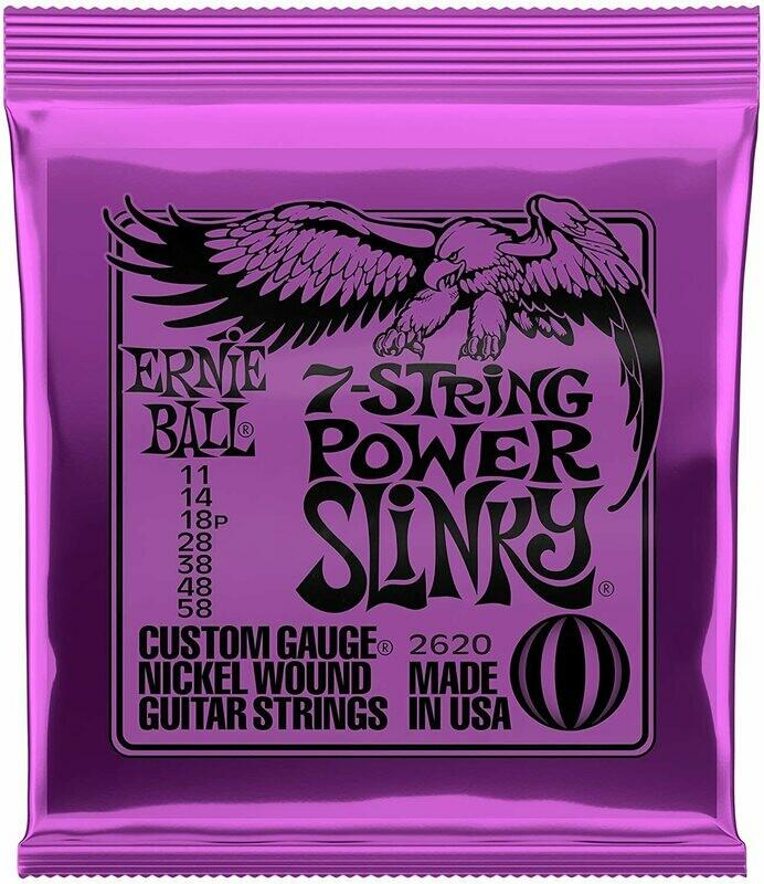 ErnieBall 7-String Power Slinky