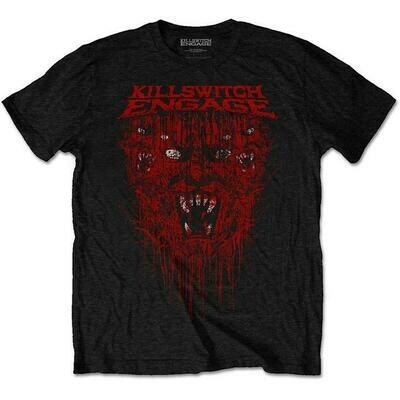 KILLSWITCH ENGAGE Gore Slim Fit T-shirt