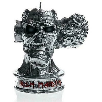 IRON MAIDEN Can I Play With Madness Candle
