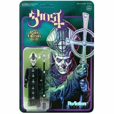 Ghost- Super7 Papa 3.75