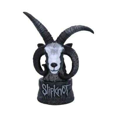 Slipknot- Flaming Goat Bust Figurine Sculpture