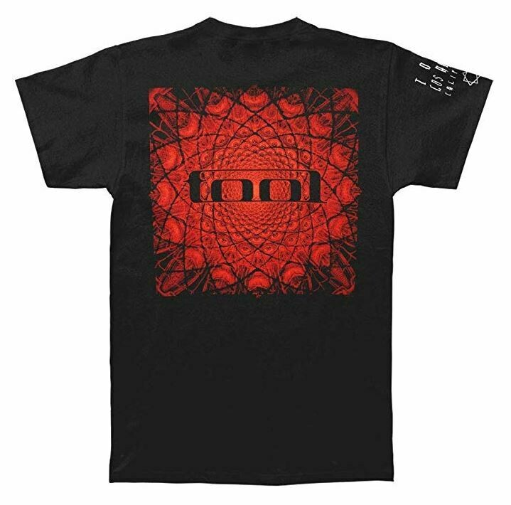TOOL Red Pattern