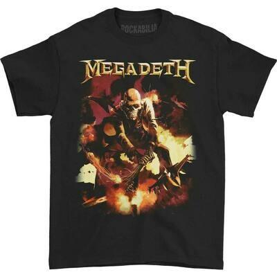 MEGADETH (SMASH GUITAR)