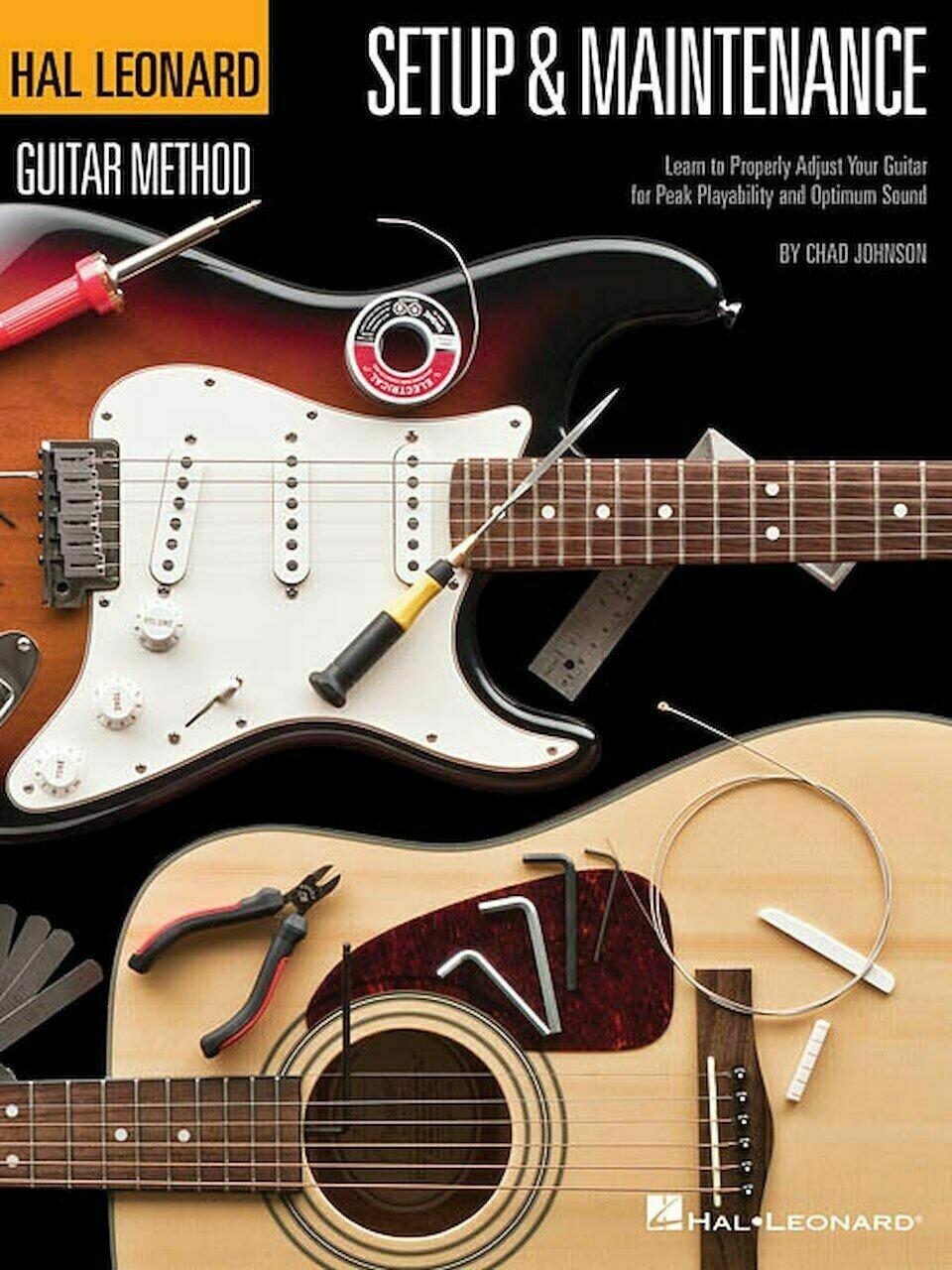 Hal Leonard Guitar Setup & Maintenance