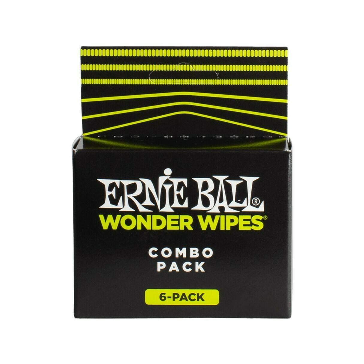ErnieBall Wonder Wipes Multi-Pack
